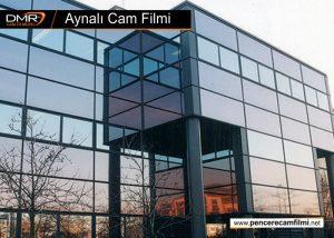 aynalı cam filmi