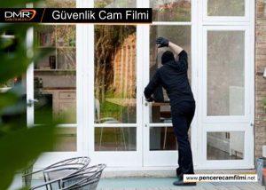 güvenlik cam filmi